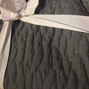 Pottery Barn Pick Stitch Quilt Ebay