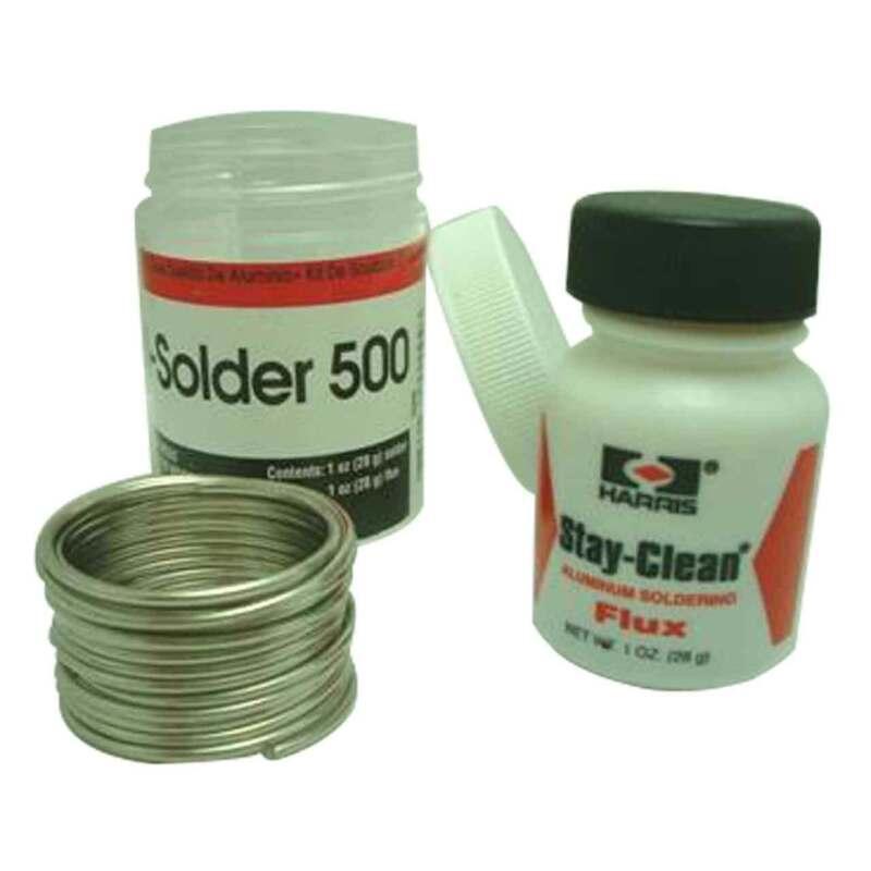 Harris Al-Solder 500 Aluminum Solder Kit