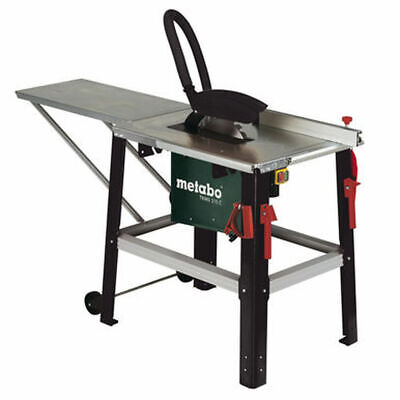 "Metabo Table Saw 12"" 315mm portable site saw TKHS315C 2500W 240V"
