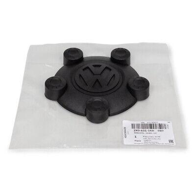 ORIGINAL VW Zierkappe Radkappe für Stahlfelge Schwarz CADDY 3 4 5 2K0601169 9B9