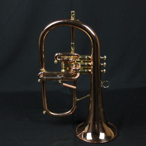 Carol Brass Rose Brass CFL-9990-RSS Flugelhorn