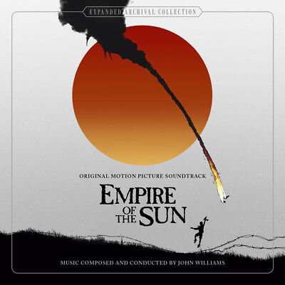 Empire of the Sun-Original Score by John Williams (2 CD - Circle The Sun