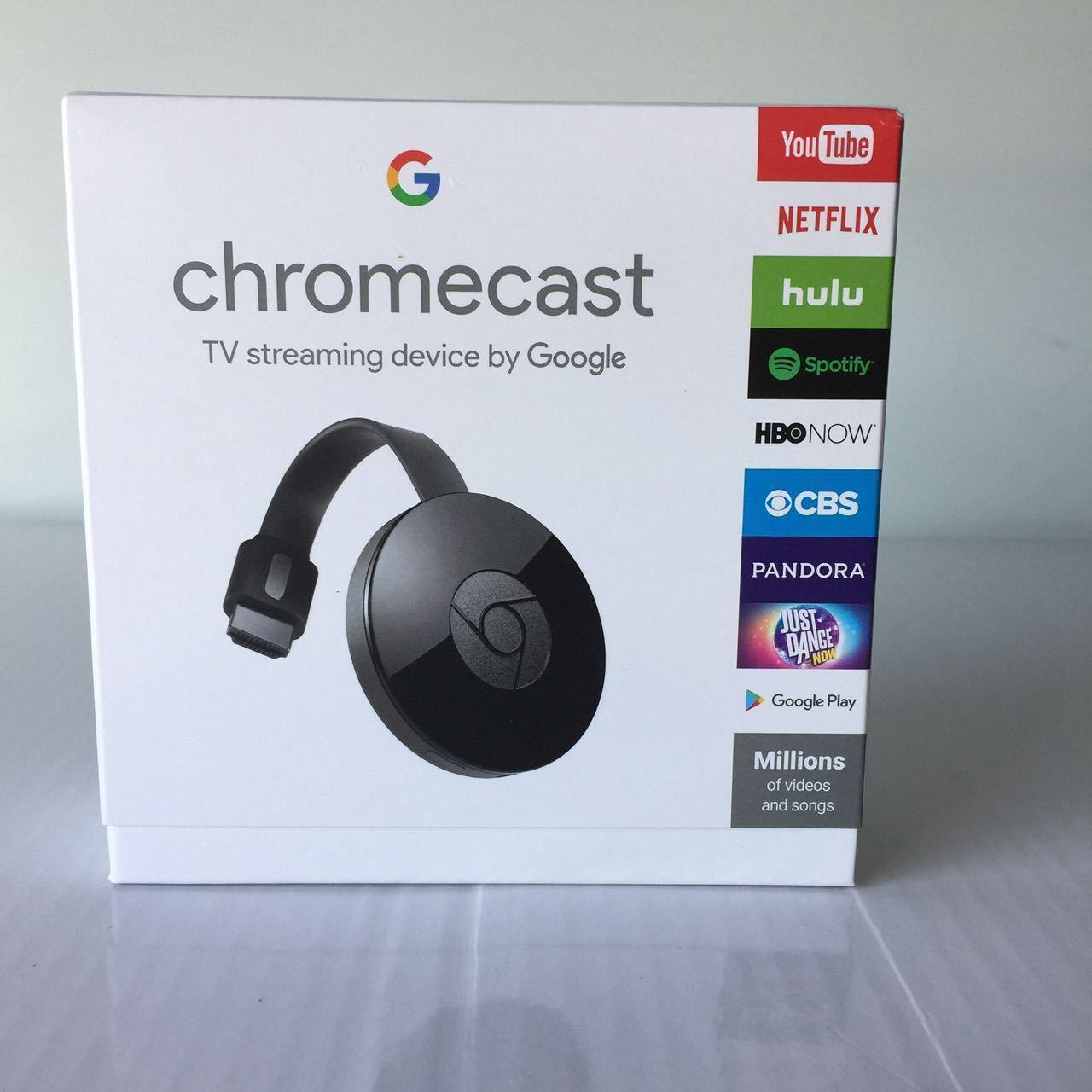 Brand Google Chromecast Digital Hd Media Streamer 2nd Gen...