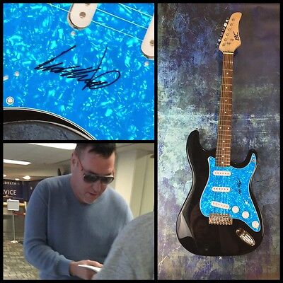 GFA Smash Mouth All Star * STEVE HARWELL * Signed Electric Guitar PROOF AD1 COA