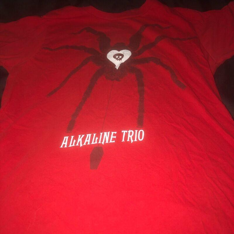 alkaline trio t shirt size Small