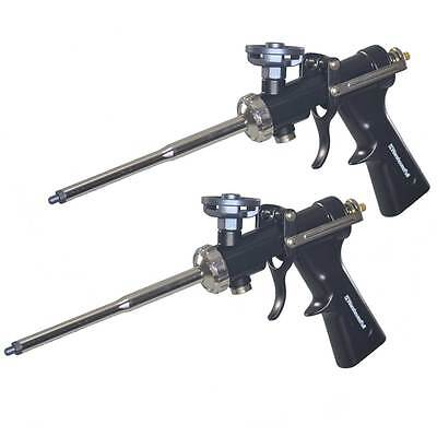Heavy Duty Convertible Professional Spray Foam Gun Pack Of 2 Guns