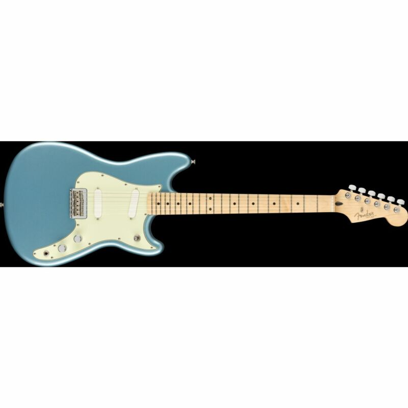 FENDER Player Duo Sonic ™, Maple Fingerboard, Tidepool