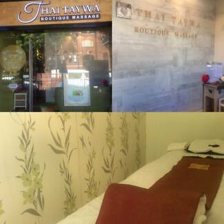 Massage Business For Sale, Neutral Bay,  Sydney 按摩業務出售,悉尼中性灣
