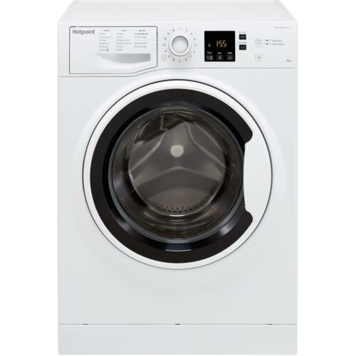 Hotpoint NSWA843CWWUK A+++ Rated 8Kg 1400 RPM Washing Machine White New