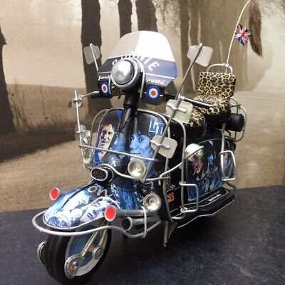 Quadrophenia A3 Poster customised with your message printed Lambretta Li150 Mod