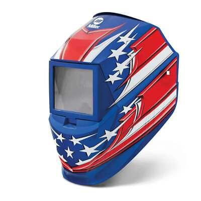Miller 265707 Helmet Shell Only Stars Stripes Pro-hobby