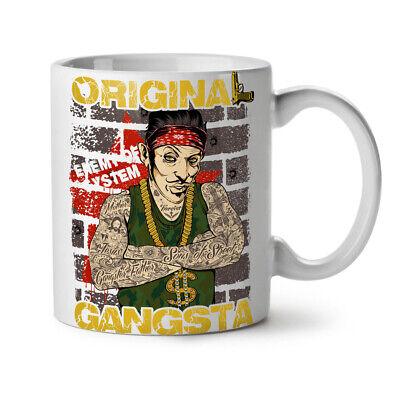 Enemy Mug - Enemy Of System NEW White Tea Coffee Mug 11 oz | Wellcoda