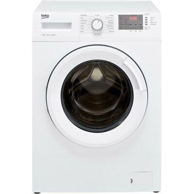 Beko WTG1041B4W A+++ Rated 10Kg 1400 RPM Washing Machine White New