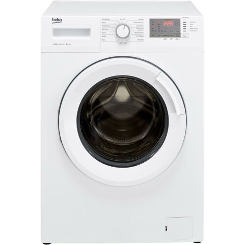 Beko WTG1041B4W A+++ Rated 10Kg 1400 RPM Washing Machine White New