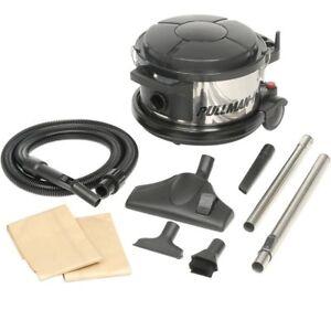 Pullman Holt 390ASB 4 Gallon Dry HEPA Vacuum B160535 LEAD RRP SILICA  ASBESTOS