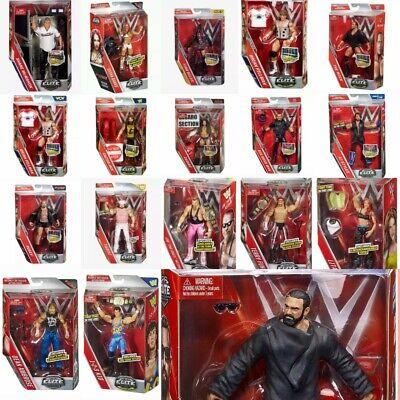 WWE ELITE FIGURE - Pick your Mattel wrestling figures