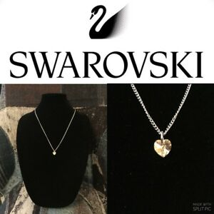 LIMITED QUANTITIES - BRAND NEW NECKLACE WITH SWAROVSKI CRYSTALS