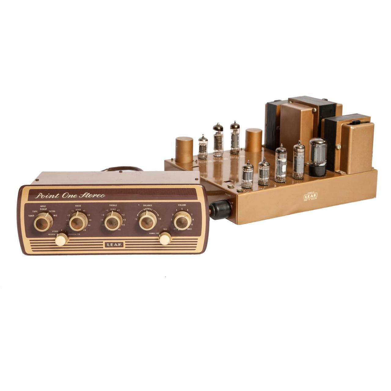Leak Amplifier