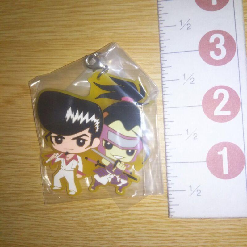 A64865 Shaman King / Anime / Rubber strap / Umemiya Ryunosuke