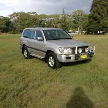 2004 Toyota LandCruiser Wagon Nelson Bay Port Stephens Area Preview