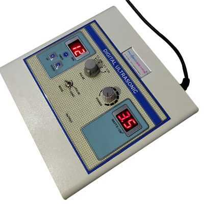Therapeutic Ultrasound Therapy Pain Relief Machine Physiotherapygt