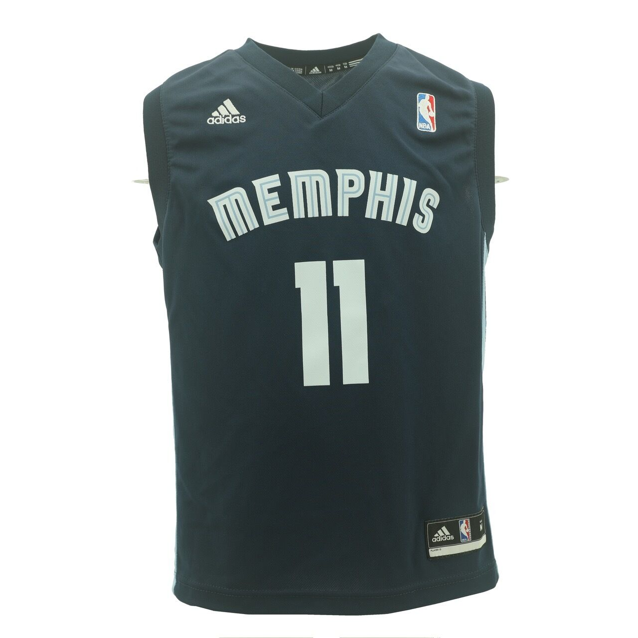buy online 11113 33c20 Details about Memphis Grizzlies Youth Size Mike Conley Jr. Adidas NBA  Jersey New With Tags