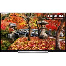 Toshiba 49U7763DB 49 Inch Smart LED TV 4K Ultra HD Freeview HD 4 HDMI New