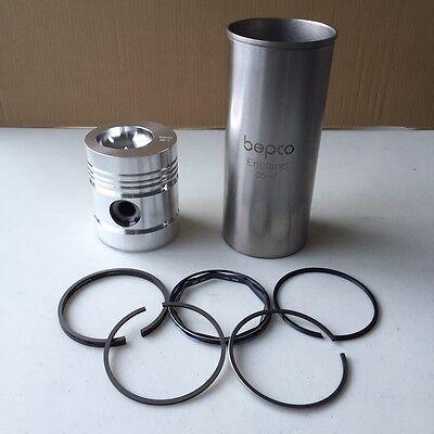 Allis Chalmers 160 - Piston Kit W Cast Liner Ad3.152 - U5mk0034