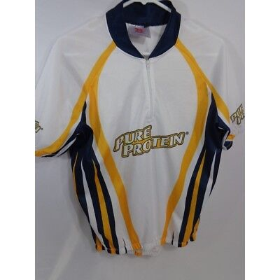 Sublimation X half zip Cycling Jersey w/