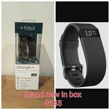 Fitbit Charge HR size Large Black **brand new in box,** Moorabbin Kingston Area Preview