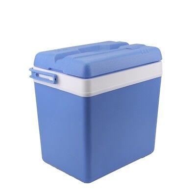 Kühlbox - 24 Liter Thermobox Kühltasche Camping Thermokorb Picknick blau