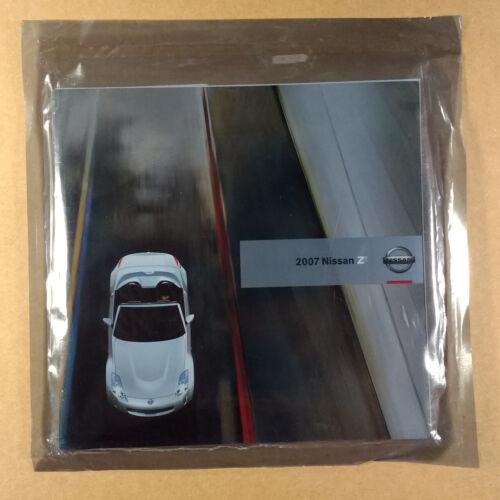 2007 Nissan Z 350Z Brochure Catalog NEW-SEALED