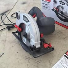 OZITO 185mm Circular Saw USED ONLY ONCE Brunswick East Moreland Area Preview