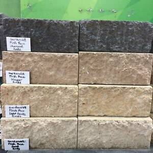 Gardenwall Flush Face Retaining Wall Block Seconds Coopers Plains Brisbane South West Preview