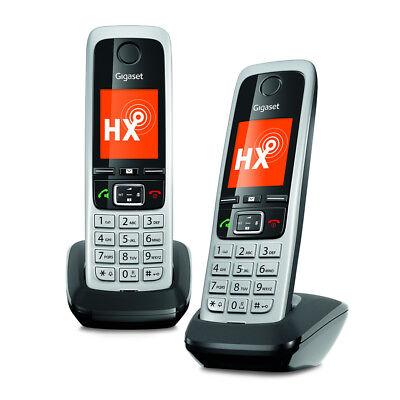 Gigaset C430HX Duo 2 Telefon Universal VoIP IP Mobilteile Haustelefon Festnetz
