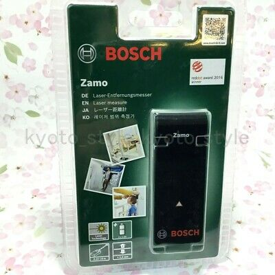 Bosch Zamo2 Laser Distance Measurer Meter Diy 65 Feet 20 Meters From Japan