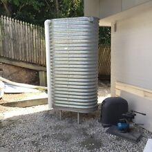 1400L Slimline Rainwater tank with stand Alderley Brisbane North West Preview