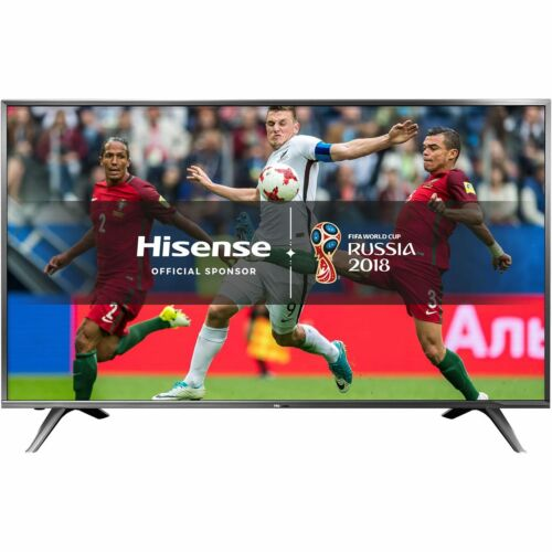 Hisense H60NEC5600 60 Inch Smart LED TV 4K Ultra HD Freeview HD 3 HDMI New