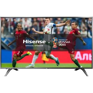 Hisense H60NEC5600 NEC5600 60 Inch Smart LED TV 4K Ultra HD Certified 3 HDMI