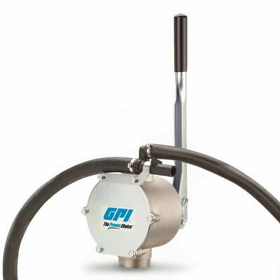 Gpi Great Plains 131000-1 Hp90 25 Gpm Hand Pump For Diesel Kerosene Gas