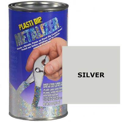 Plasti Dip 22 Oz Can Silver Metalizer Pack Of 6