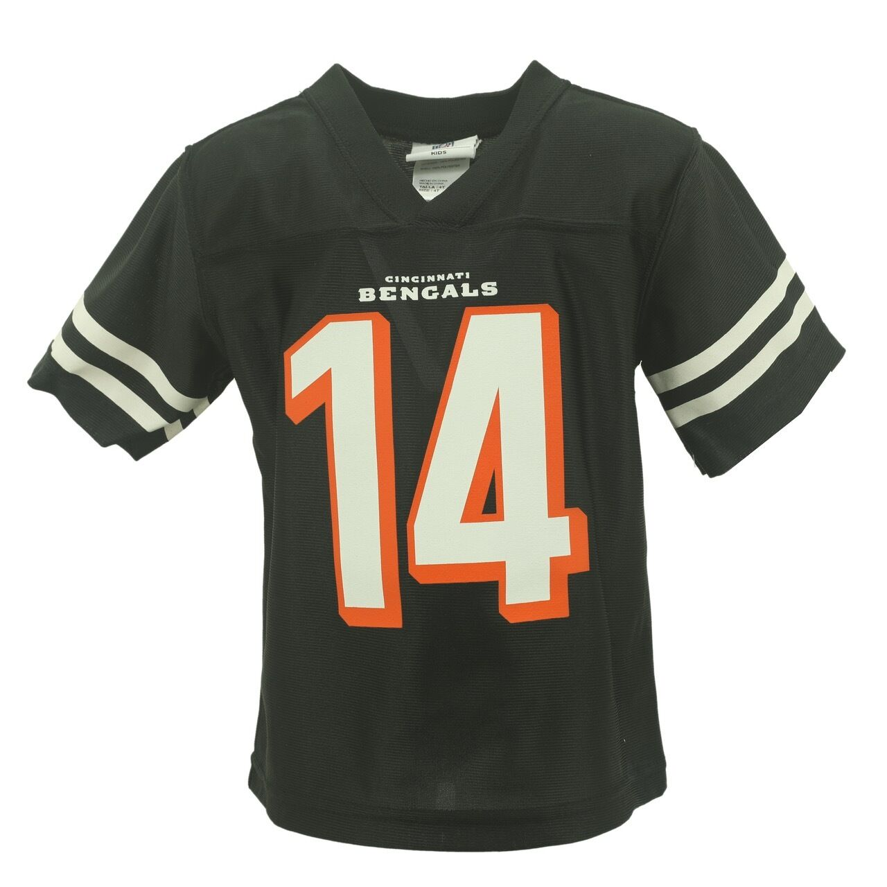 Cincinnati Bengals Andy Dalton 14 Official NFL Youth Kids Toddler Jersey New a92c595dd