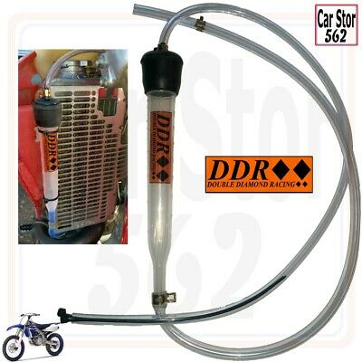 DDR - Motorcycle Coolant Recovery Tank -  Dirt/Dual - Reservoir Overflow - Gen3