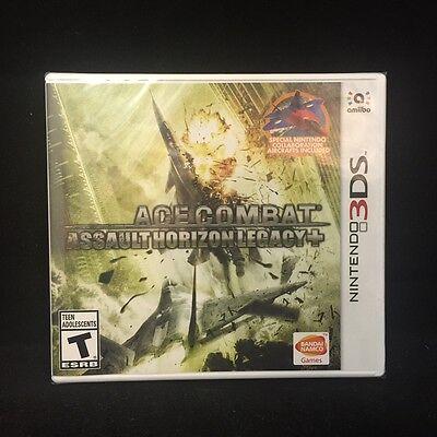 Ace Combat Assault Horizon Legacy   Plus  Nintendo 3Ds