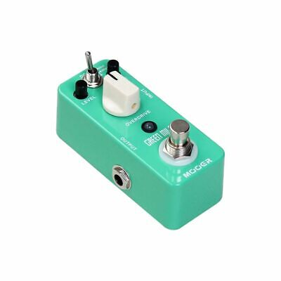Mooer Green Mile - Overdrive Pedal for Electric Guitar
