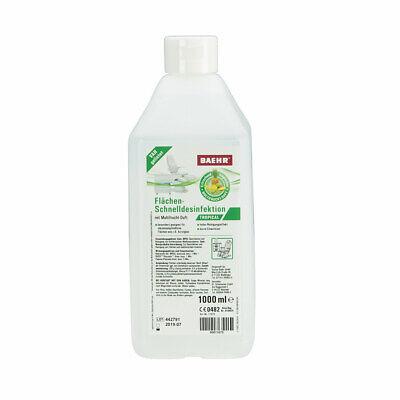 1 Liter Flächen-Schnelldesinfektion Tropical alkoholfrei VAH (19,99/L)