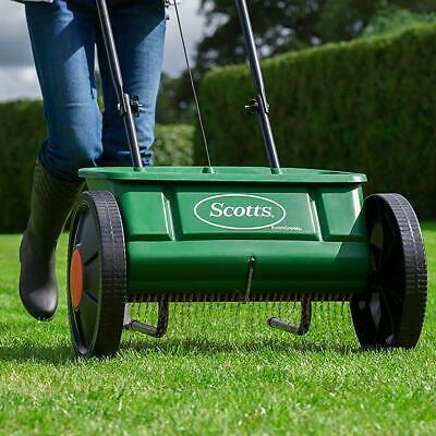 Scotts Evengreen Drop Spreader Apply Lawn Food Or Grass Seed Evenly Care Garden