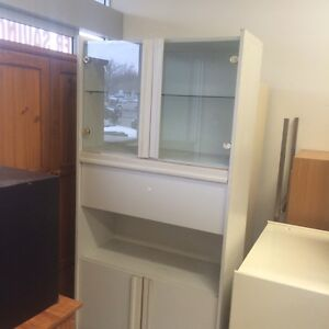 Very Nice Glass Cabinet SALE TODAY Bentley Canning Area Preview
