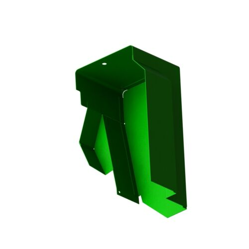 JD 5000 Series Slip Clutch Shield (AE45942)