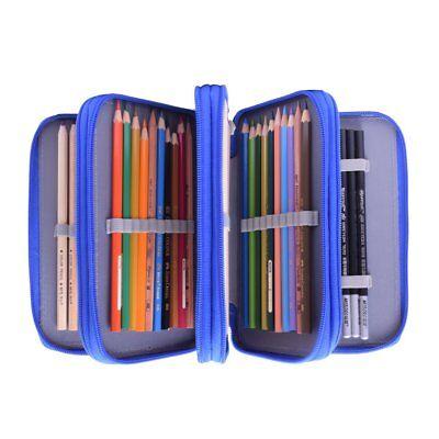 4 Layers 72 Pencil Case Bag Organizer Storage Large Capacity Pen Case - Art Supply Case